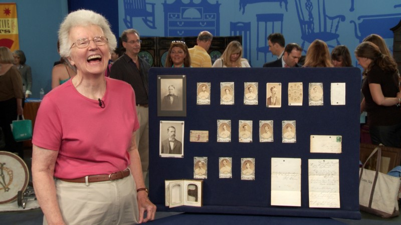 1871 1872 Boston Red Stockings Archive Antiques Roadshow Pbs