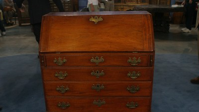 Chippendale Desk, ca. 1770 - Appraisals Antiques Roadshow PBS