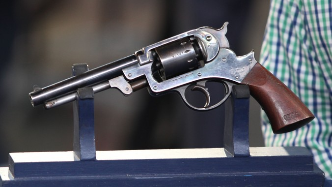 starr arms company revolvers ca 1860 antiques roadshow pbs