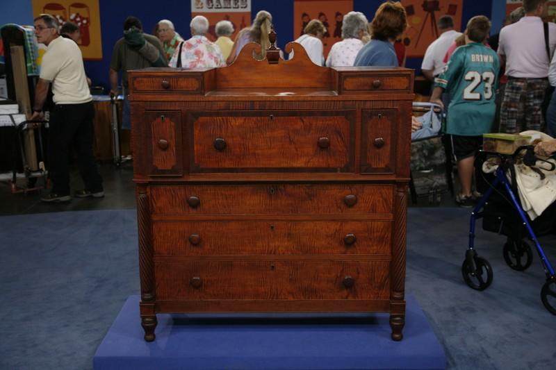 American Butleru0027s Desk, Ca. 1824