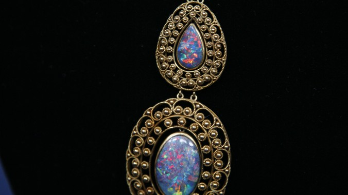Louis Comfort Tiffany Necklace Ca 1915 Antiques