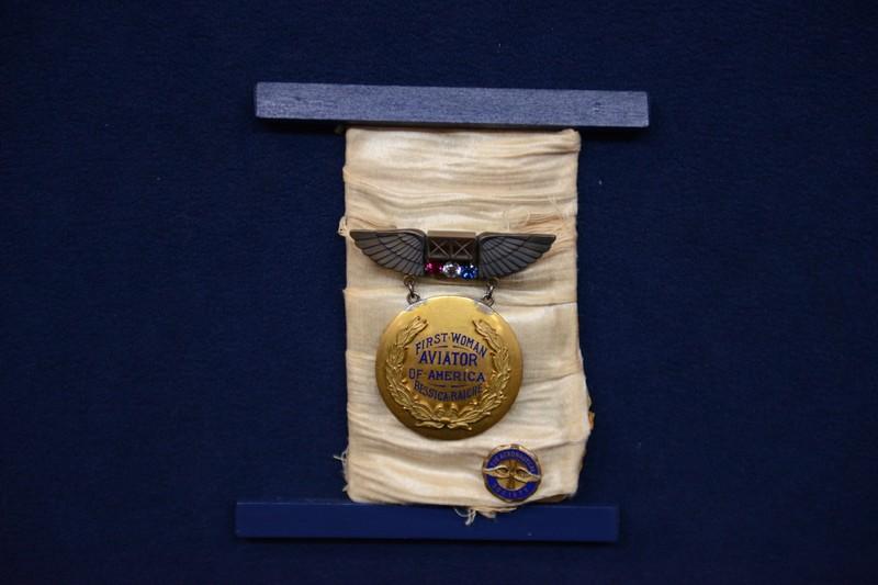 Bessica Raiche Aviator Archive Ca 1910 Antiques