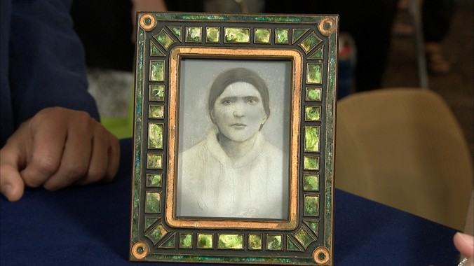 Tiffany Picture Frame Ca 1925 Antiques Roadshow Pbs