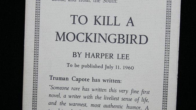 1960 Review Edition Of Quot To Kill A Mockingbird Quot Antiques