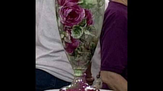 Lenox Belleek Vase Ca 1900 Antiques Roadshow Pbs