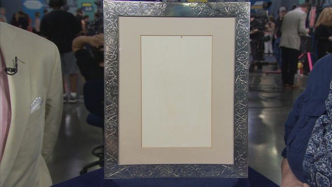 Tiffany Co Silver Frames Ca 1900 Antiques Roadshow Pbs