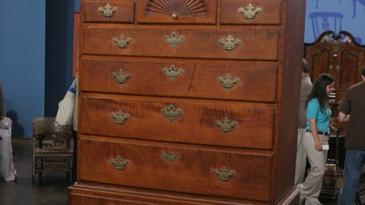 Dunlap Chest-on-Chest, ca. 1775 - Appraisals Antiques Roadshow PBS