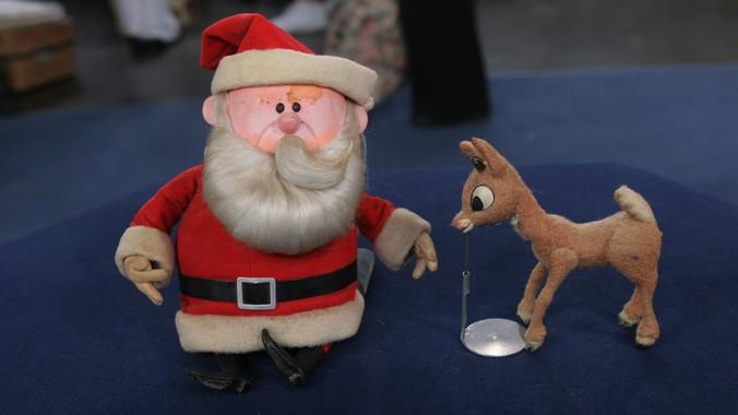 Rudolph Amp Santa Puppets Ca 1964 Antiques Roadshow Pbs