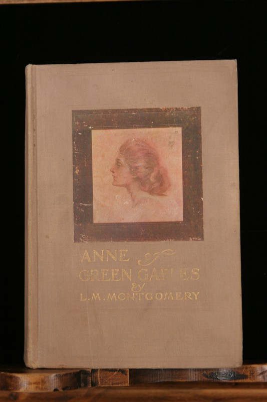1908 Quot Anne Of Green Gables Quot First Edition Antiques