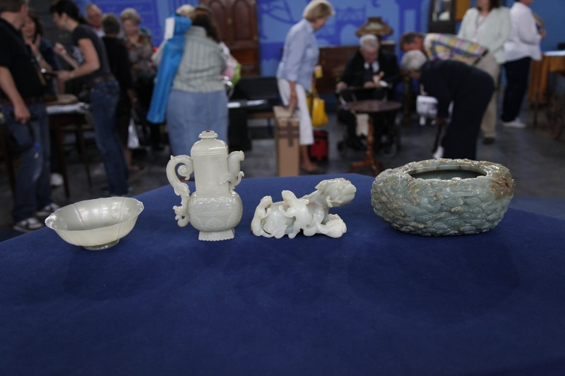18th Century Qianlong Jade Collection From Qing Dynasty Antiques Roadshow Pbs