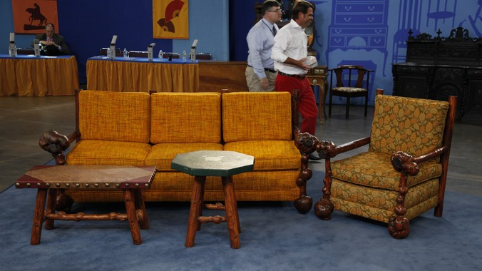 Read Appraisal Transcript - Molesworth Furniture & Lamp, Ca. 1933 Antiques Roadshow PBS