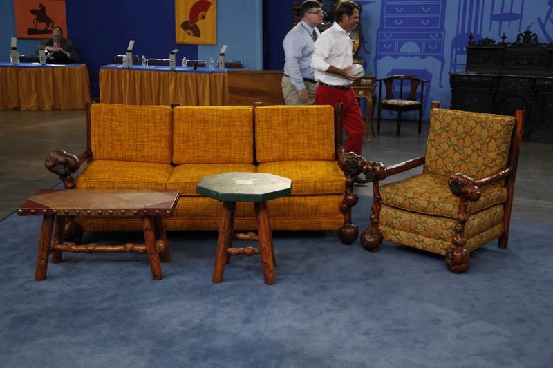 Appraisal. Molesworth Furniture ... - John Sollo Antiques Roadshow PBS