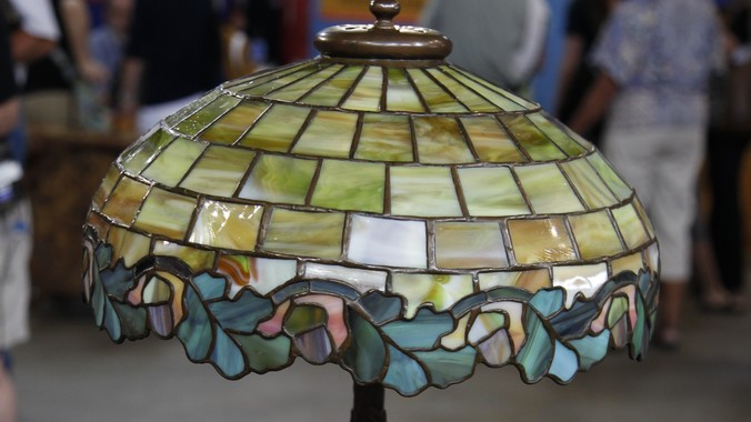 Duffner & Kimberly Lamp, ca. 1909 | Antiques Roadshow | PBS