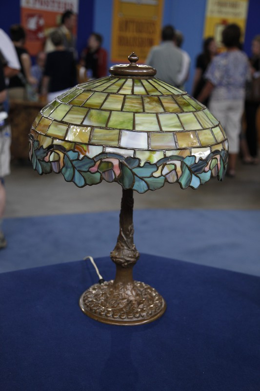 Duffner U0026 Kimberly Lamp, Ca. 1909 | Antiques Roadshow | PBS