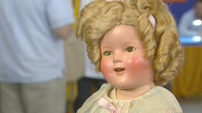 shirley temple doll ca 1934 antiques roadshow pbs