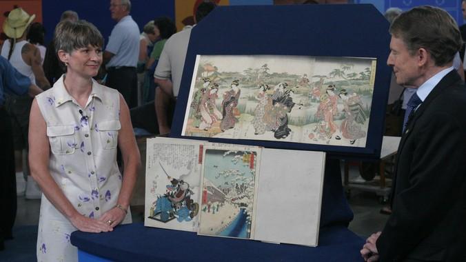 Japanese Woodblock Print Albums | Antiques Roadshow | PBS