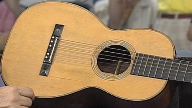 19th-Century Martin Guitar   Antiques Roadshow   PBS