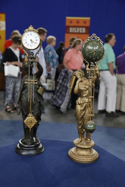 Fuck antique ansonia swinger antique clocks virgin pussy