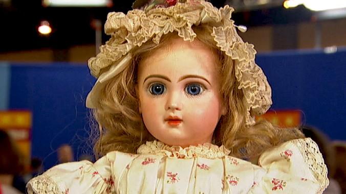 Bebe Jumeau Doll  Ca  1890