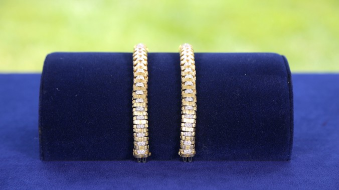 a93d390b49e David Webb Bracelets, ca. 1965 | Antiques Roadshow | PBS