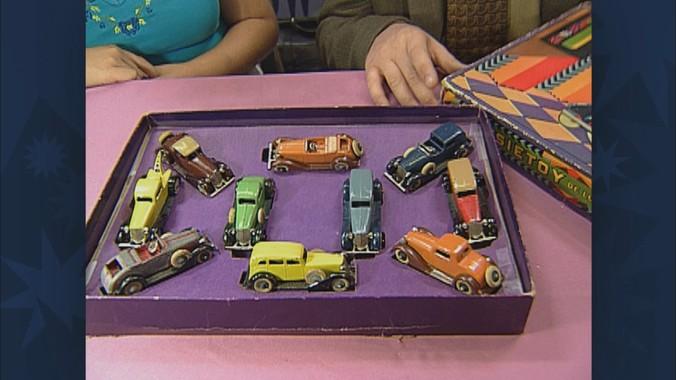 Tootsie Toy Cars Ca 1930 Antiques Roadshow Pbs