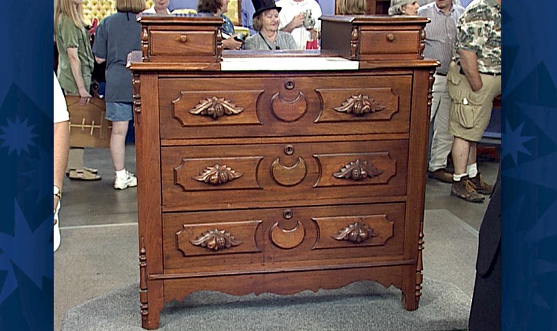 Phoenix Furniture Co. Dresser