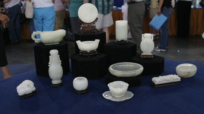 18th Century White Jade Carvings Antiques Roadshow Pbs