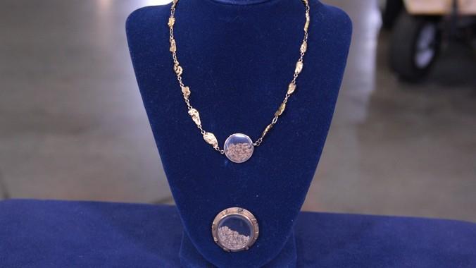 California Gold Rush Jewelry ca 1880 Antiques Roadshow PBS
