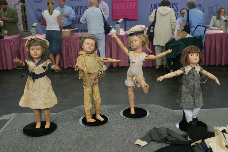 Schoenhut dolls ca 1914 antiques roadshow pbs - Vintage antiques roadshow ...