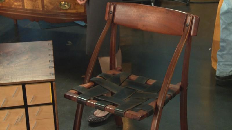 Art Espenet Carpenter Furniture ca 1975