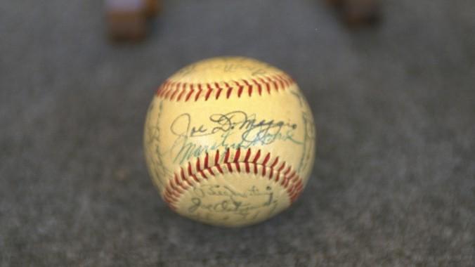1951 Yankees Amp Monroe Signed Baseball Antiques Roadshow