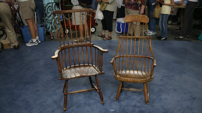 Read Appraisal Transcript - 18th-Century Rhode Island Windsor Chair & 19th-Century Windsor