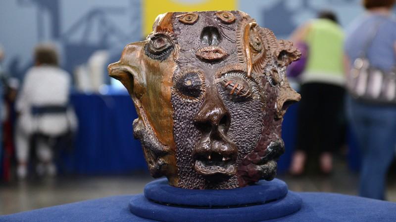 Grotesque Face Jug Ca 1973 Corrected Antiques