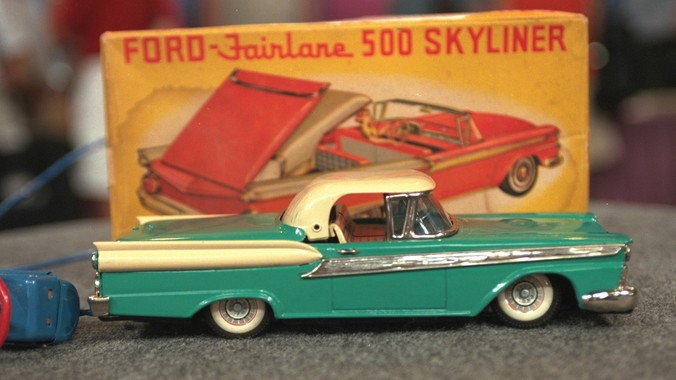 Adventures Of Ford Fairlane Car Year