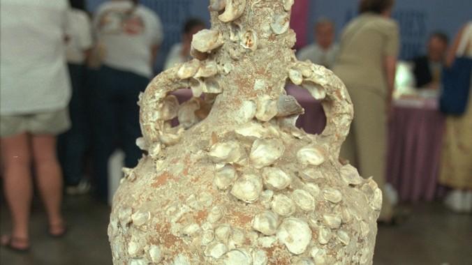 Roman Amphora, ca. 100 A.D. | Antiques Roadshow | PBS