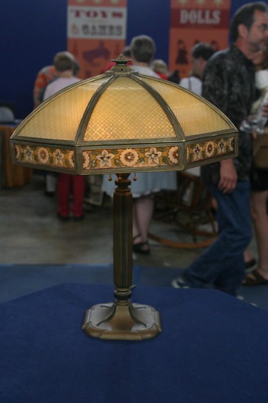 Bradley Amp Hubbard Lamp Ca 1908 Antiques Roadshow Pbs