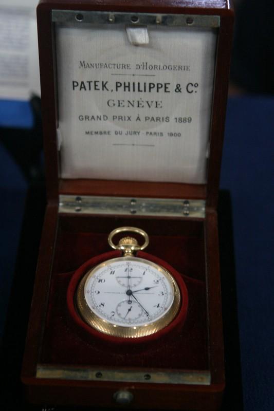 patek philippe pocket watch  ca  1914