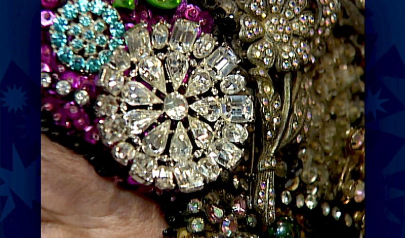 1 of 2  sc 1 st  PBS & Costume Jewelry Hat ca. 1950 | Antiques Roadshow | PBS