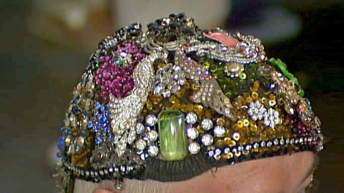 Read Appraisal Transcript & Costume Jewelry Hat ca. 1950 | Antiques Roadshow | PBS