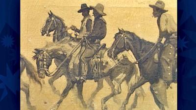 1907 William Herbert  Buck  Dunton Oil Painting 77a1dae93897