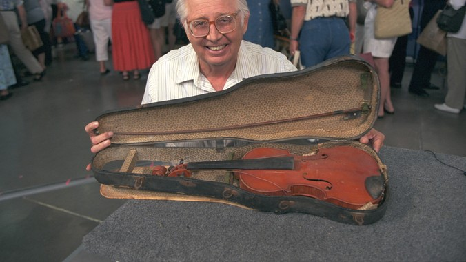 1935 Carl Becker Violin | Antiques Roadshow | PBS