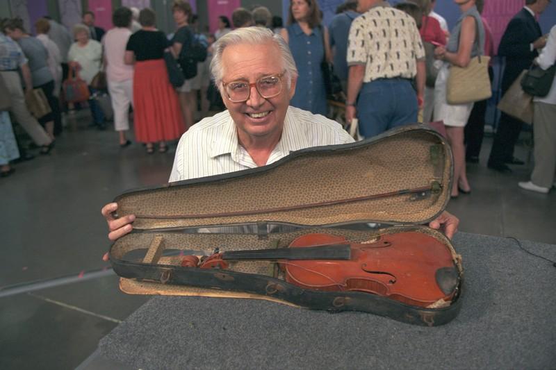 1935 Carl Becker Violin | Antiques Roadshow | PBS