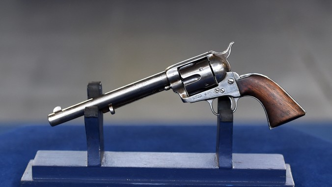 colt single action revolver ca 1875 antiques roadshow pbs