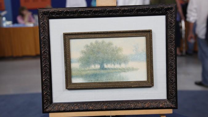 1932 Alexander John Drysdale Oil Painting Antiques Roadshow Pbs