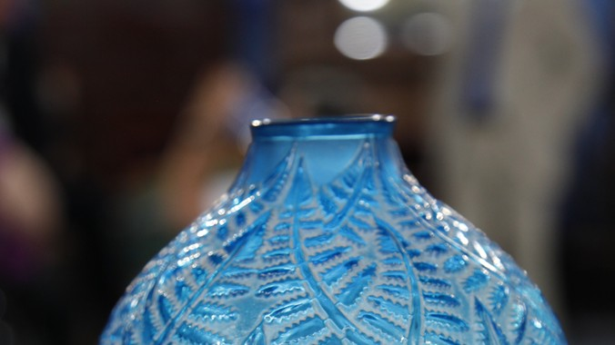 1927 Ren Lalique Espalion Vase Antiques Roadshow Pbs