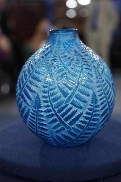 1927 Ren 233 Lalique Quot Espalion Quot Vase Antiques Roadshow Pbs
