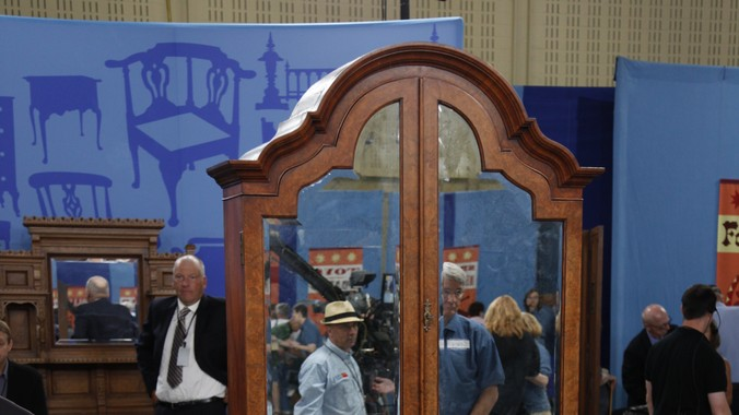 Fake english bureau bookcase ca antiques roadshow pbs