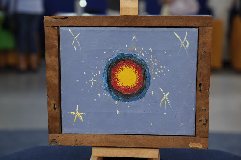 Forrest Bess Oil Painting Ca 1950 Antiques Roadshow Pbs