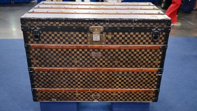 3fea7a209b85 Louis Vuitton Steamer Trunk