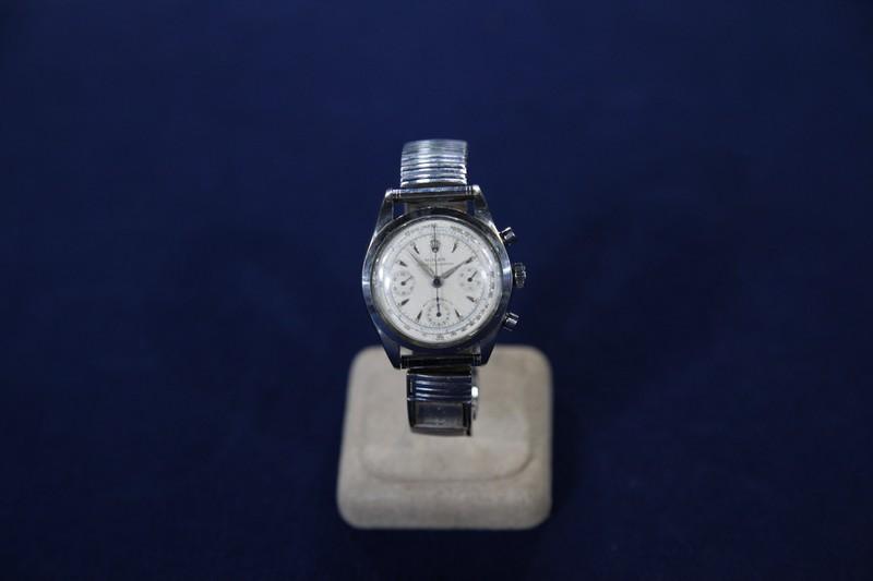 1954 Rolex Anti-magnetic Chronograph Wristwatch | Antiques ...